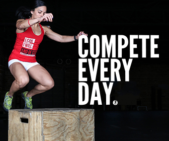 Compete Everyday | Trinity Competition Sponsor