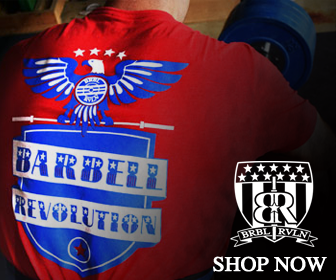 Barbell Revolution | Trinity Competition Sponsor