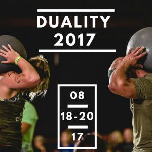 DUALITY 2017