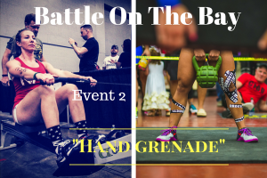 Hand Grenade Trinity Competitions