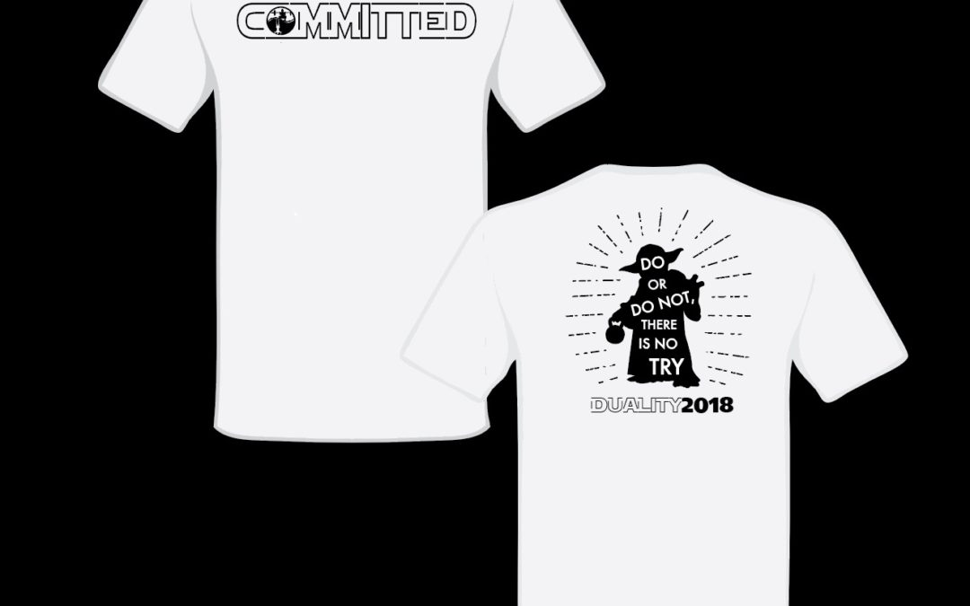 """Committed"" T-Shirt Giveaway: Everything You Need To Know"