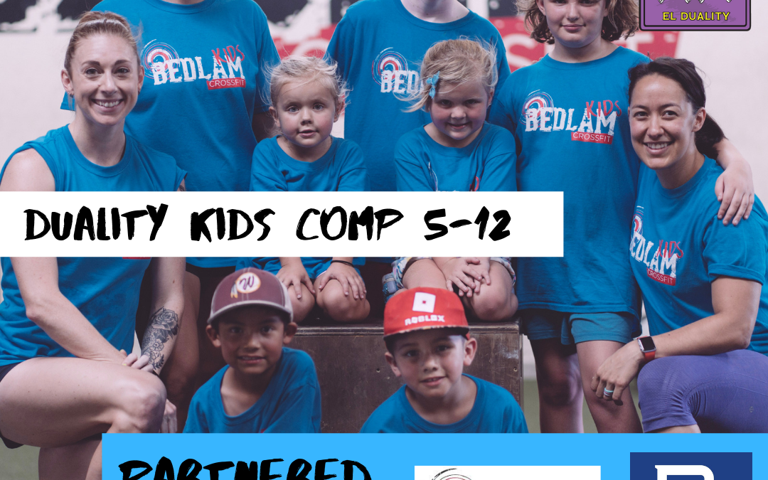 DUALITY 2019: KIDS 5-12 WORKOUTS
