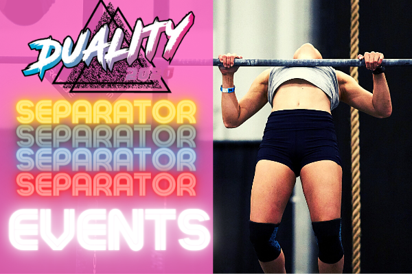 Duality 2020 Separator Event